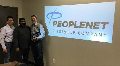 PeopleNet Training session February 13th to February 16th, 2017